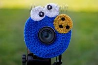 Cookie Monster Lens Buddy