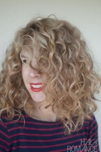 """Top 9 Tips for Curly Hair �€"""" 24-hour care for your curls"""