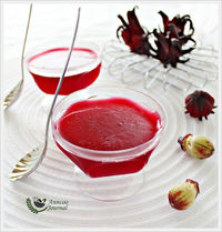 Roselle Jelly: Many parts of Roselle including seeds, leaves, fruits and roots are used in various foods. They are ...[read more at Food Frenzy]