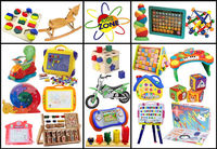 Benefits of Educational Toys for Kids of Every Age-Group!