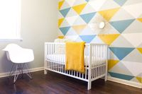 Wall decals by MUR! You can style your own pattern by first choosing a pattern and then the colours!