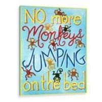 No More Monkeys Jumping...