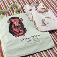 Take a look at the Janey Baby by Jane Goodall event on #zulily today! --- Soooo cute!!!