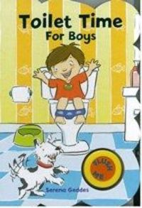 a useful book for parents to teach toilet training, an important task for child development