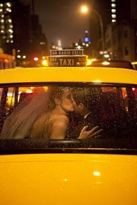 Great NYC wedding photo