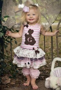 Isabella Bunny DressPersonalize It!Newborn to 6XNow In Stock!
