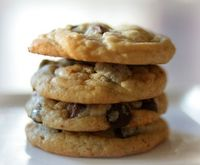 Chocolate chip cookie #cookie