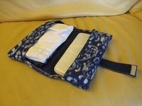 Diaper Wallet - make a nice gift