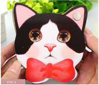 Cute Cat Head Memo Pad